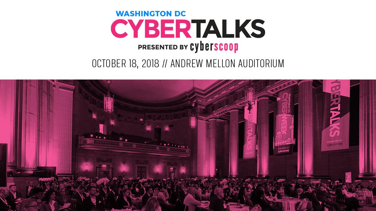 DC CyberTalks 2018