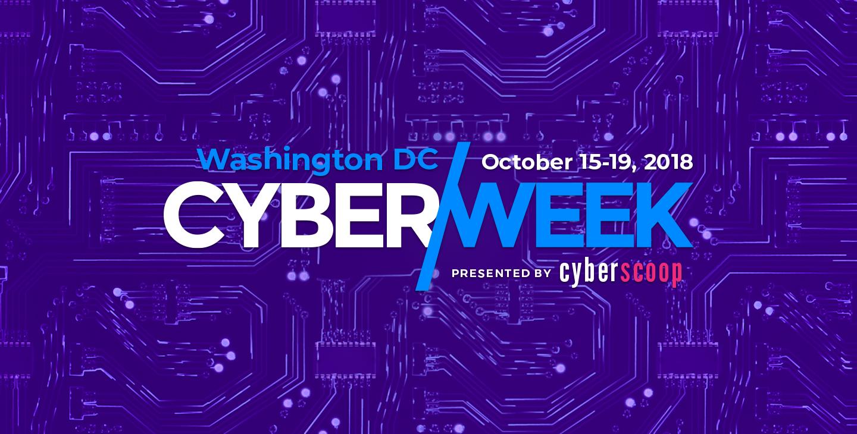 DC CyberWeek 2018